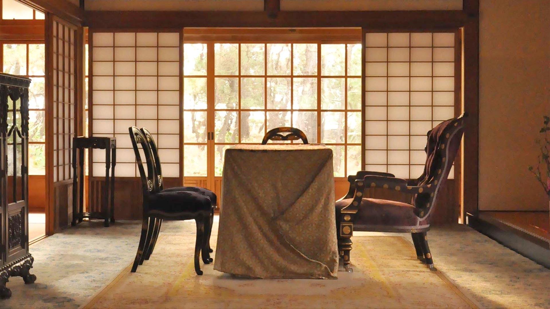沼津御用邸の画像